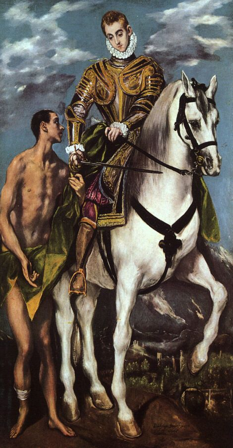 El Greco, one of the most celebrated artists of #Spain, especially in the marvelous city of #Toledo