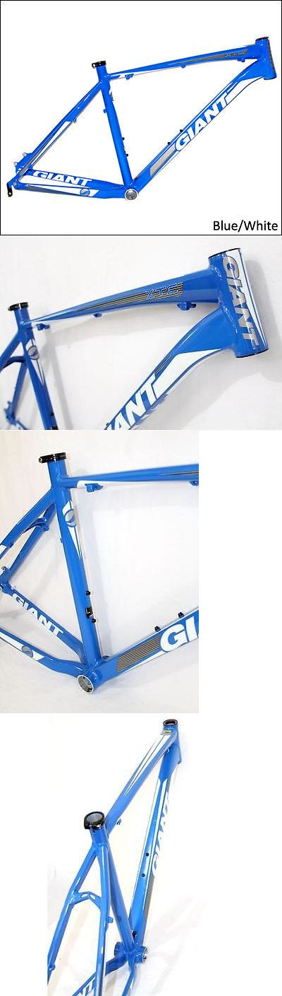 Bicycle Frames 22679: Giant Xtc 26 Aluminum Bicycle Frame Blue White Xlarge 22 W Headset -> BUY IT NOW ONLY: $189.98 on eBay!