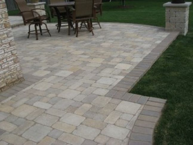 best 25+ brick paver patio ideas only on pinterest | paver stone ... - Pavers Patio Ideas