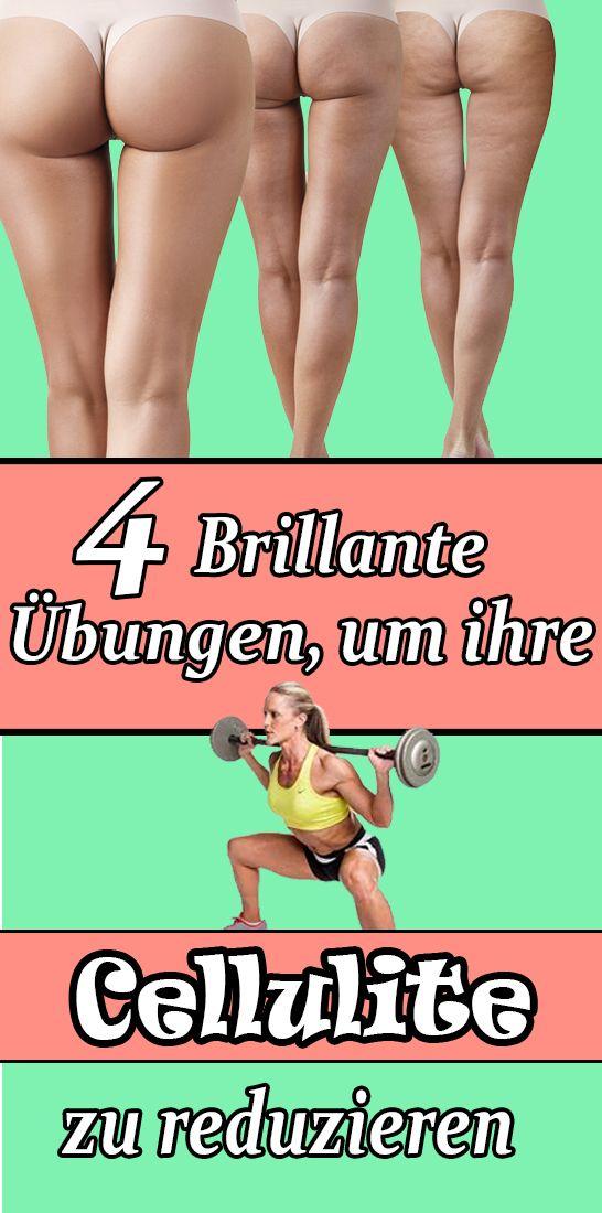 4 brilliant exercises to reduce your cellulite – Gesundheit und fitness