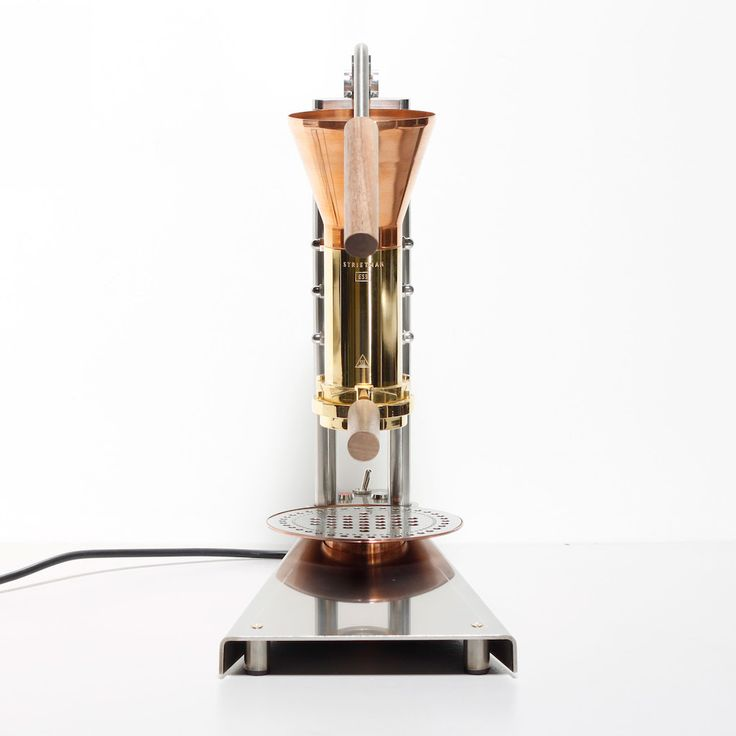 Wouter Strietman, founder of the Dutch espresso machine design company Strietman, has almost single-handedly placed several entries into the canon of fine modern espresso machinery. His designs tak…