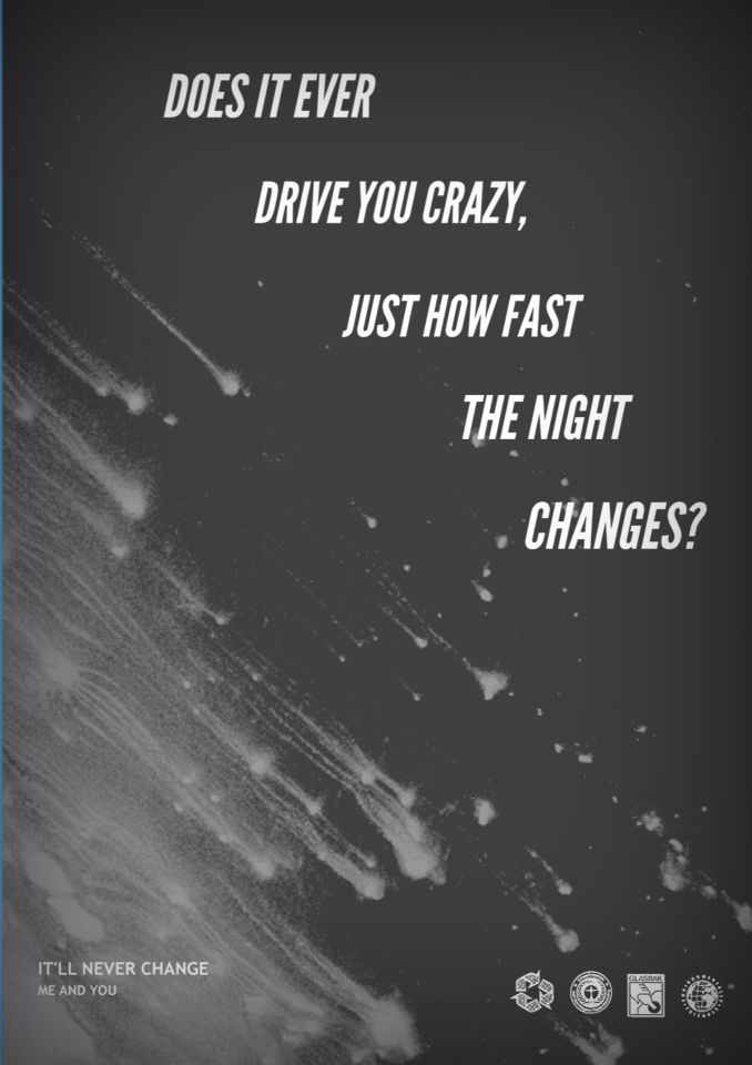 Cute Trendy Wallpapers Quotes Quot Night Changes Quot One Direction Song Lyrics One