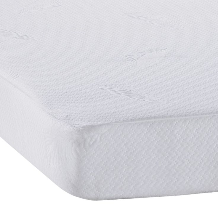 Our trundle mattress is specifically designed to provide consistent and firm support.