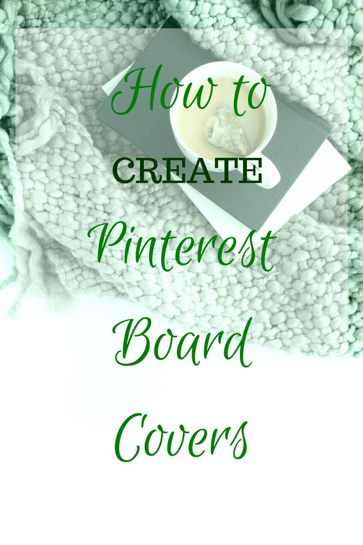 How to create Pinterest Board covers #pinterest #pinterestmarketing #pinteresttips #pinterestboards #virtualassistant
