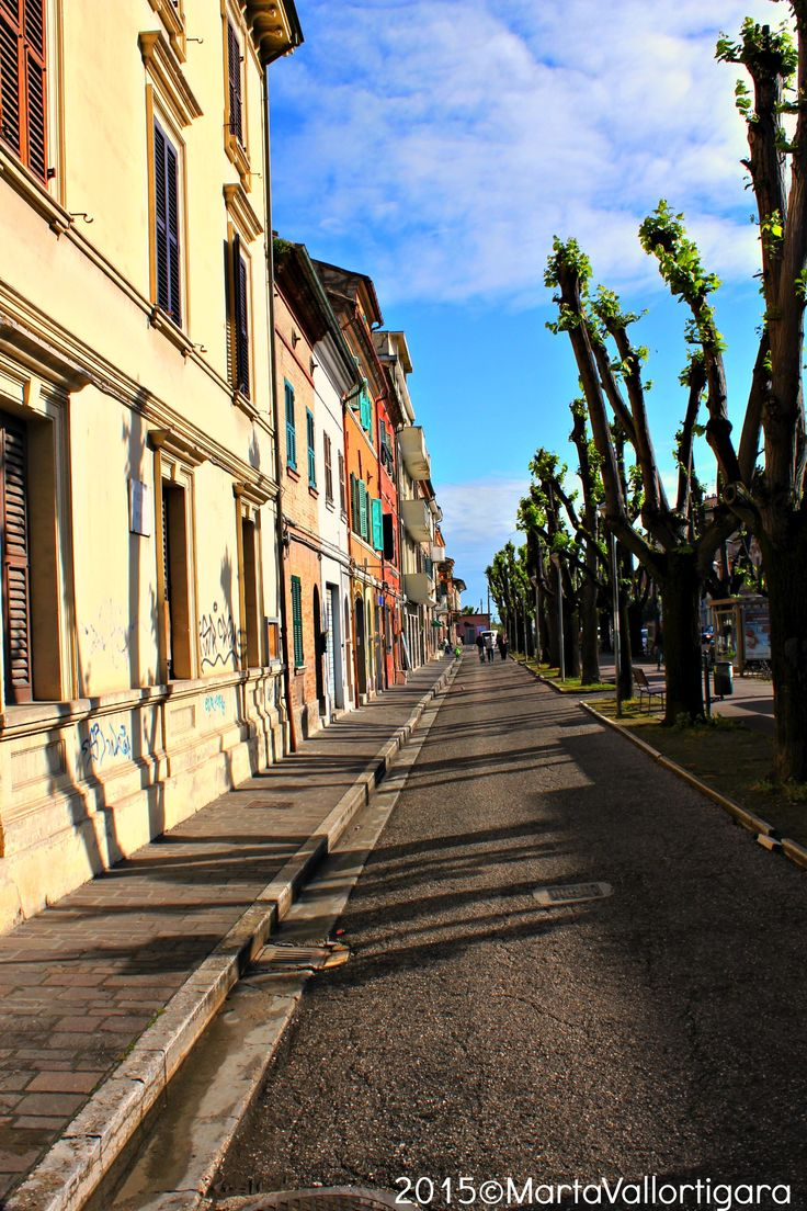 Boulevard - Marche, Italy Photo by Marta Vallortigara #travelling #photography #tourist