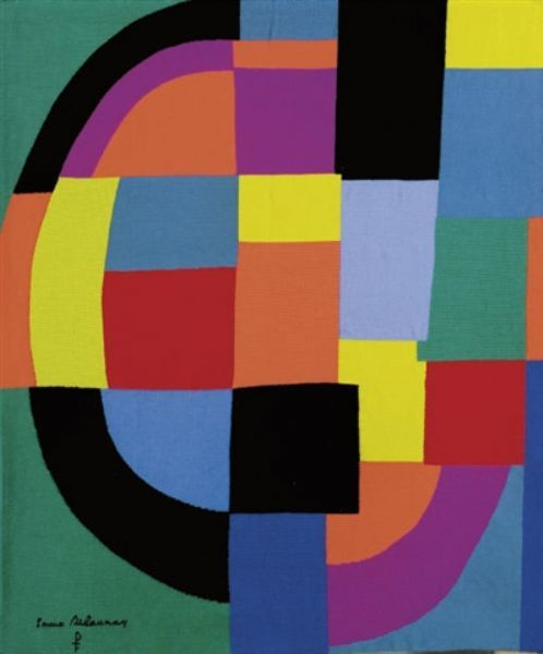 Sonia Delaunay tapestry