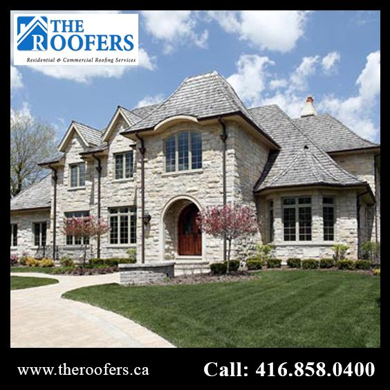 The Roofers  is one of the popular Roofing Company. We provide best roofing services to the clients in Toronto and Greater Toronto Area(GTA). For more information just call us on (416)-858-0400 or visit our site: http://www.theroofers.ca/