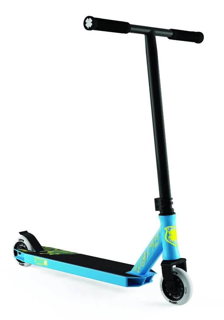 Lucky Crew PRO Scooter Blue Black | eBay