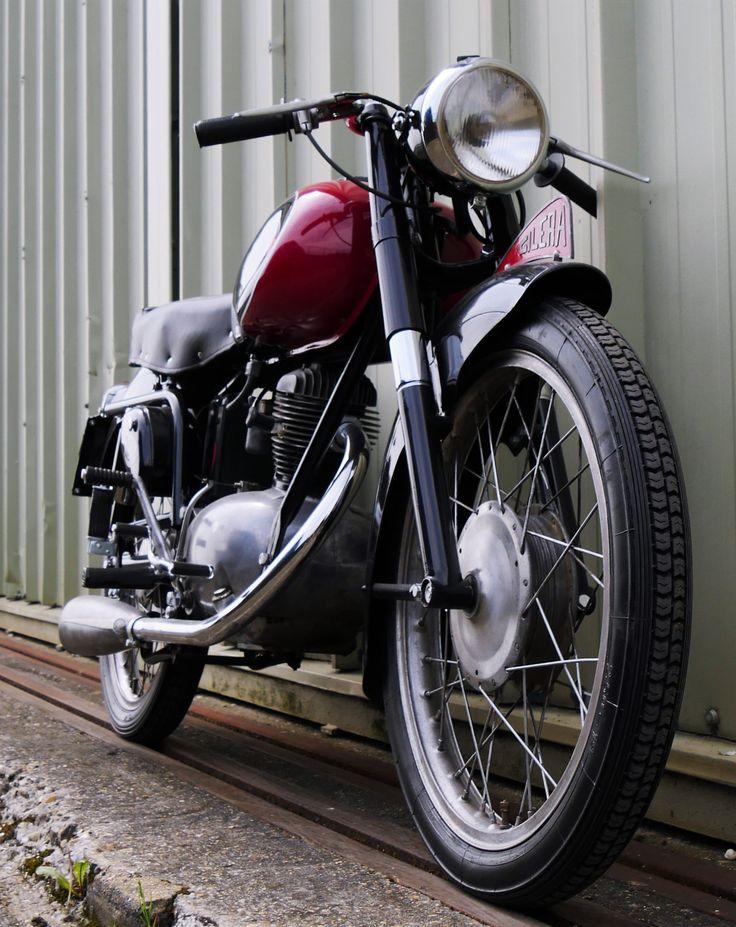 1958 Gilera 150 `Super Sport` and it is super!   MotoGalleria - Art in Engineering