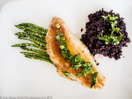 Read more about edits.pan fried snapper-chinese black rice- sesame asparagus-4 - A few nice chinese rice images I found:    http://www.amazon.com/gp/product/B00B1KFGYS/ref=as_li_ss_tl?ie=UTF8=1789=390957=B00B1KFGYS
