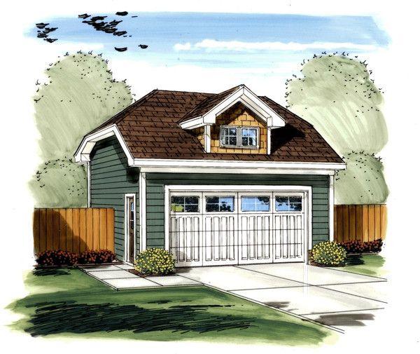 81 best Garages images – Craftsman Style Detached Garage Plans