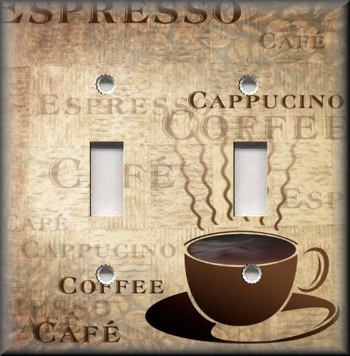 Coffee Espresso Latte Cafe Ivory Brown Kitchen Curtains: 35 Best Images About Coffee Theme On Pinterest