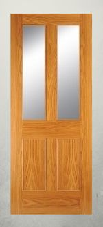 The #Oak 2004 2v -  #Door Specification :   HD Engineered Core,  40 mm Thickness,   0.6 mm Veneer Facing,   20 mm Solid Perimeter Lipping,   Reducible by 12 mm per side,  High Quality Factory Lacquer,  Glass Models - Pre-glazed, Clear.  Book Matched Veneers on Rails & Stiles,  #Internal Use Only,  Available Sizes - 78 x 24, 78 x 26, 78 x 28  78 x 30, 80 x 32, 80 x 34 -  Get a Professional Quote by visiting our #interior #door section on our web page