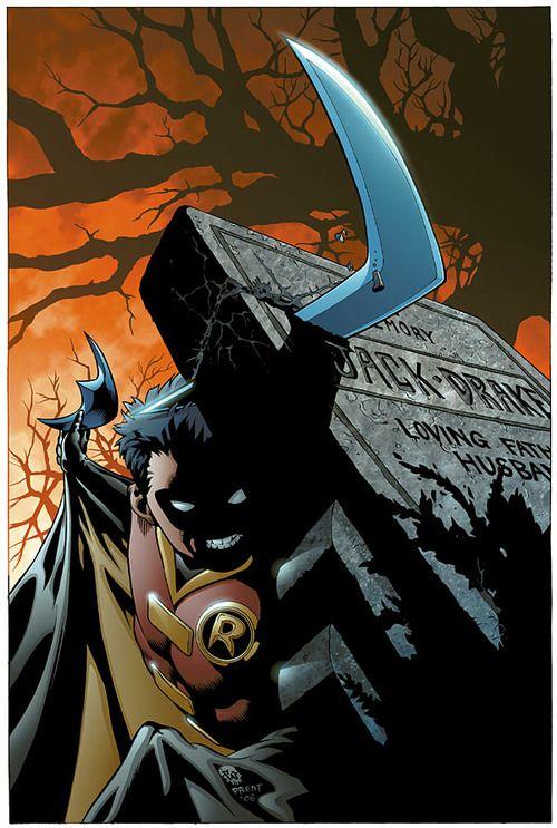 Robin by Patrick Gleason