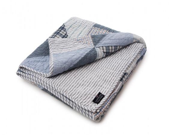 Lexington Overdye Patch Bedspread - Lexington Company