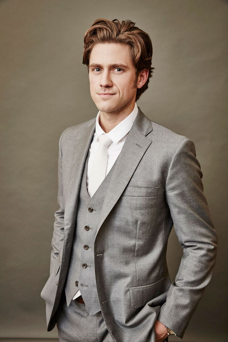Aaron tveit butt