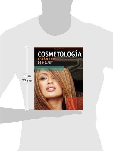 Cosmetologia Estandar Di Milady #book #health http://www.healthbooksshop.com/cosmetologia-estandar-di-milady/ Milady's Standard Textbook of Cosmetology has led the way in cosmetology education for 80 years by changing to meet the evolving needs of students and the market.  Having been developed after extensive analysis by educational design experts, this textbook exhibits the most sophisticated methods for relaying information, stimulating thought, aiding comprehension, and enhancing..