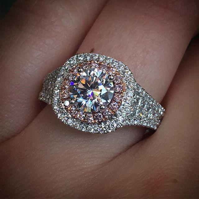in pin photos bling obsession babes diamonds engagement luxury jetset rings