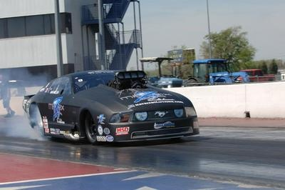 Jerry Bickel Pro Mod Mustang For Sale Drag Racing