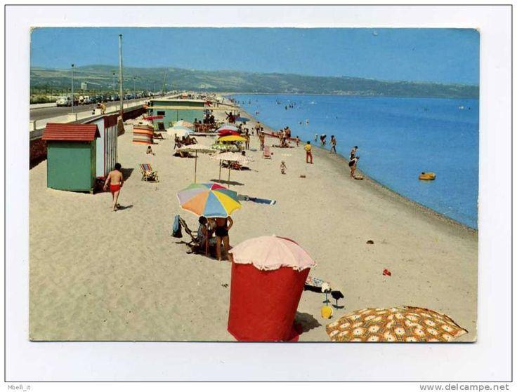 San Salvo - spiaggia 1974