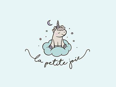 Разработка логотипа для компании La Petite Joie, которая занимается продажей детских пледов по всему миру. Презентация на Behance - https://www.behance.net/gallery/43211173/La-Petite-Joie