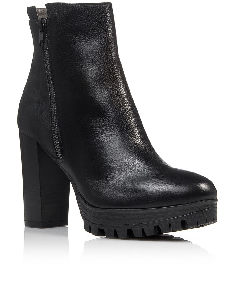 Lug Sole Boot Nak shoes | Shop online: www.nak.gr