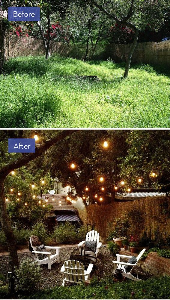 8 Small Gardens That Will Inspire You In Any Season: 25+ Best Ideas About Backyard Makeover On Pinterest