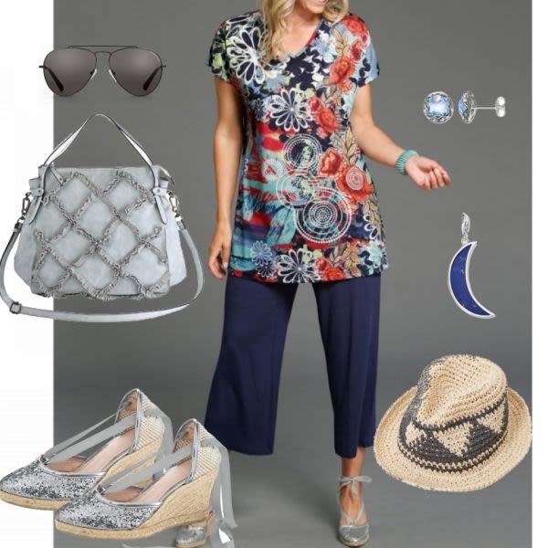Große Größen Outfits: Miamoda Look  bei FrauenOutfits.de #mode #damenmode #fr…