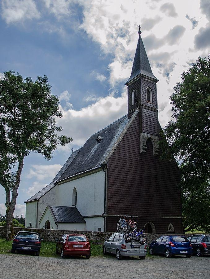 kostel  sv. Tomáše (u Vítkůva hrádeka)