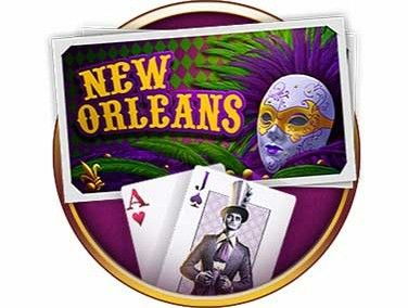 Lobby icon for Blackjack Buzz New Orleans Tables. Available in BeeCave Casino and Blackjack Buzz on Facebook, iTunes, GooglePlay and Amazon.