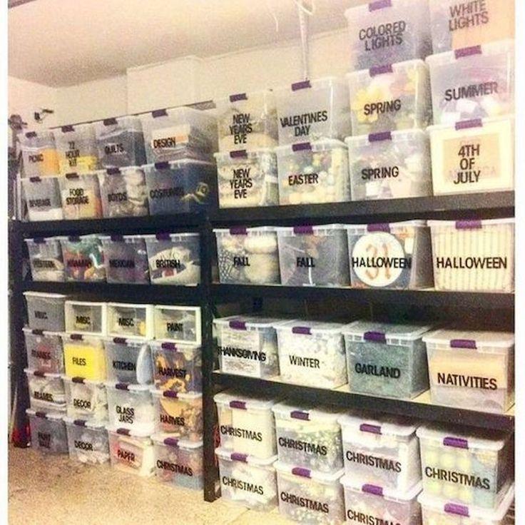 20 Clever Basement Storage Ideas: 20 Best Garage Storage Ideas In 2020