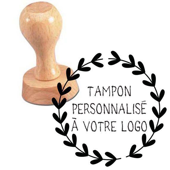 Fabuleux Les 25 meilleures idées de la catégorie Tampon personnalisé logo  IP99