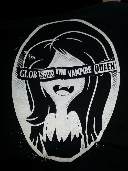 Marceline. I want this on a t-shirt