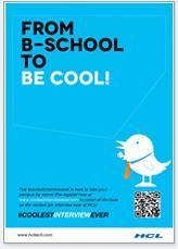 Coolest Interview Ever - From B-school to B-cool #Digitalmedia #socialmedia #coolestinterviewever @667 / Technologies