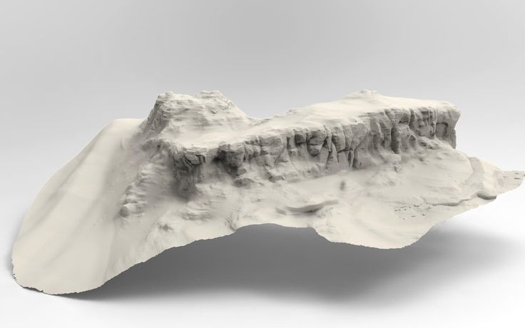 Rock/Terrain Speed sculpt studies, Jared Sobotta on ArtStation at https://www.artstation.com/artwork/LRLEr