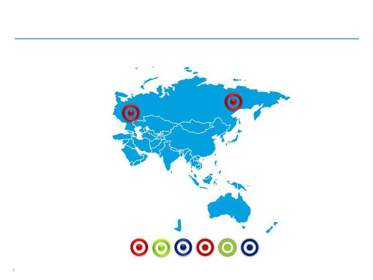 Descarga ahora Mapas de Asia Pacífico editables en ppt