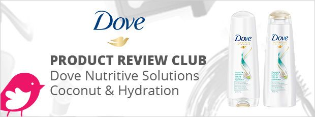 Love Dove and Love Coconut Scents...would love to try #DoveCoconutHydration @chickadvisor