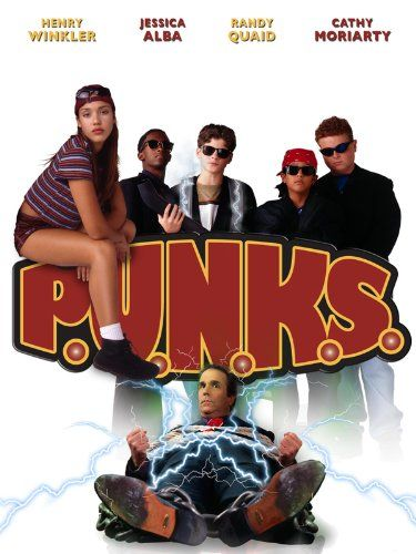P.U.N.K.S - United we stand!  Okay I loved this movie as a kid, it was a lot of fun to watch.