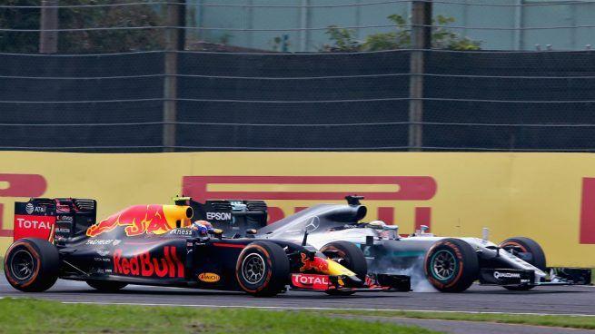 Red Bull declara la guerra a Mercedes para defender a su niño mimado Verstappen