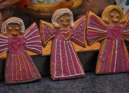 Aniołki  <3 Kliknij w zdjęcie aby zobaczyć przepis!