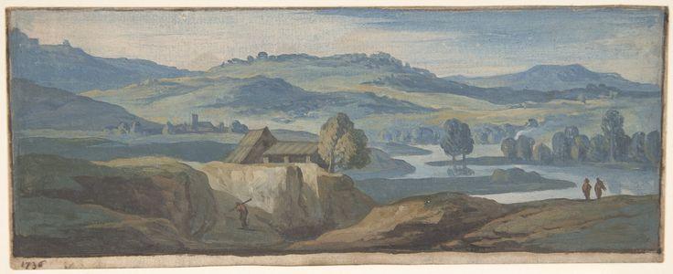 Jan Frans van Bloemen | Landscape | The Met