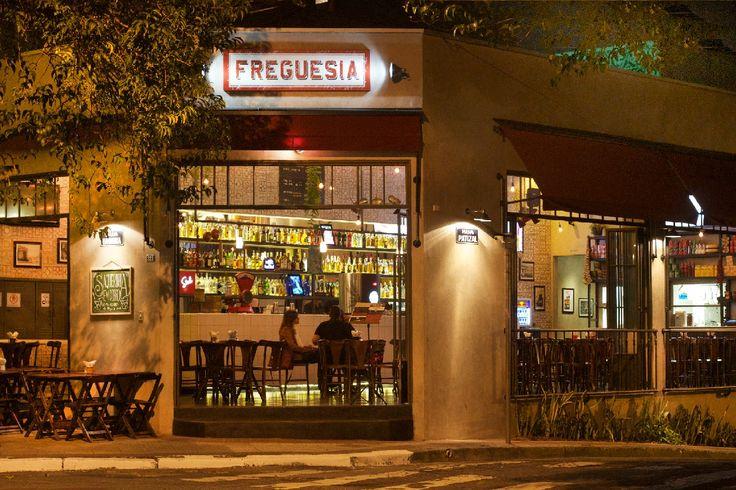 Fachada Bar Vila Madalena Google Search Restaurant(餐饮