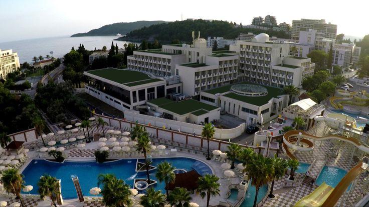 Hotel Mediteran Becici, Budva, Montenegro