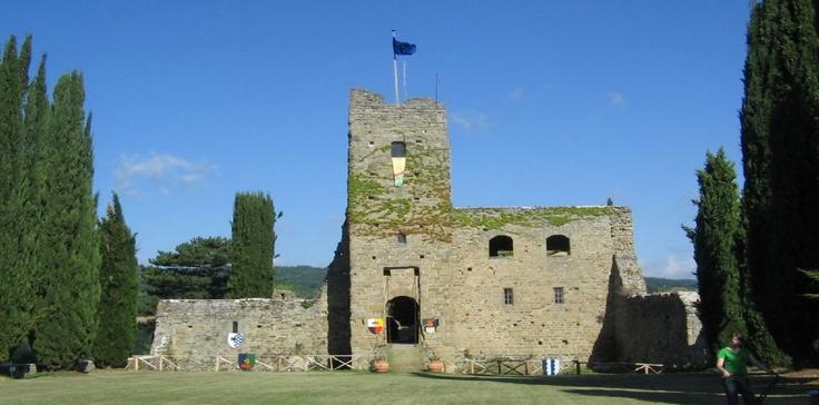Arte & Cultura | #Castello di #Romena
