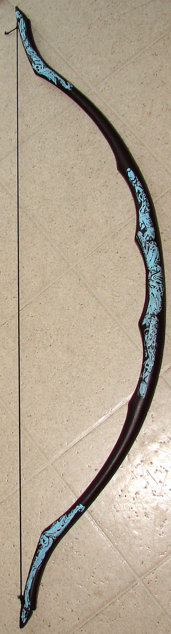 Lord of the Rings Elven Bow by FantasyStock.deviantart.com on @DeviantArt