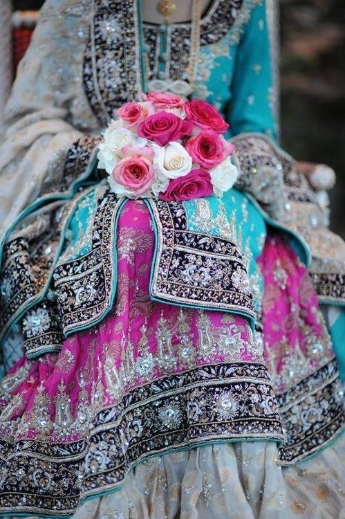 Indian wedding dress Desi Weddings
