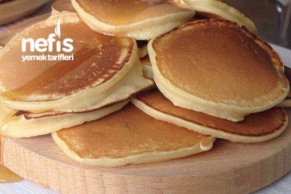 Pancake Tarifi nasıl yapılır? 192 kişinin defterindeki Pancake Tarifi'nin resimli anlatımı ve deneyenlerin fotoğrafları burada. Yazar: Şeyma Çebi Yıldırım