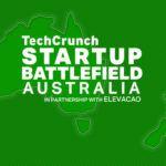 technewsshop.com TechCrunch campo de Batalla de Inicio es llegar a un nuevo continente: anuncio de Australia!