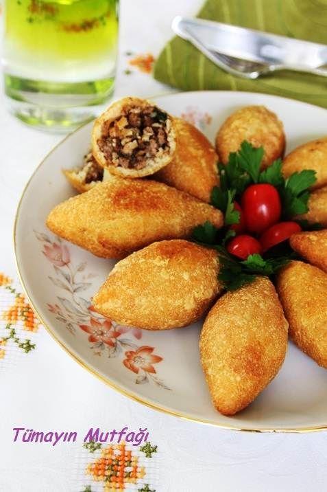 YALANCI İÇLİ KÖFTE - Tümayın Mutfağı - EN İYİ YEMEK SİTESİ