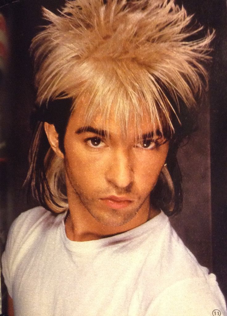from Melvin limahl gay